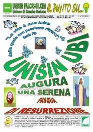 Il Punto Su n.8/2014 - UnisinUBI augura una serena Pasqua di Resurrezione
