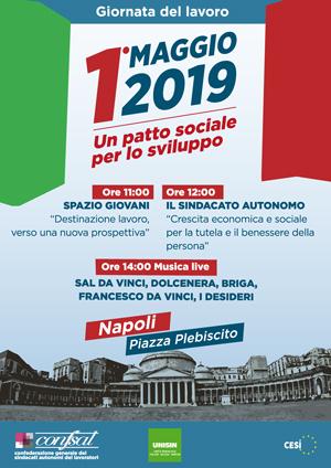 Festa del Lavoro - 1 Maggio 2019