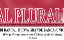 Al Plurale n.9/2016