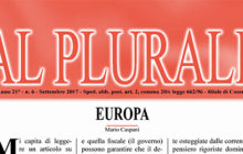Al Plurale n.6/2017