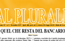 Al Plurale n.8/2017