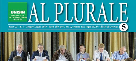 Al Plurale n.5/2019
