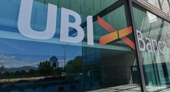 Il Gruppo UBI ha Deliberato l'Avvio di un Processo di Esternalizzazione