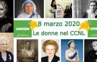Contro Ogni Violenza e Discriminazione, UNISIN con e a fianco delle Donne