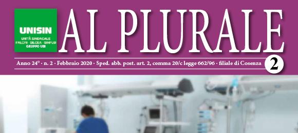 Al Plurale n.2/2020