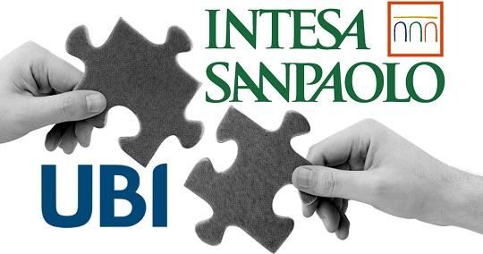 Intesa SanPaolo - UBI: Fondamentale la Salvaguardia e la Valorizzazione delle Tutele Occupazionali e dell'Economia Locale