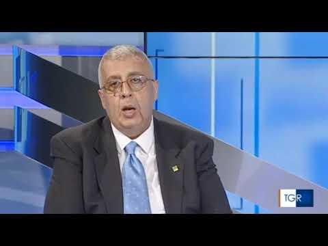 10 Agosto 2020 - L'Intervento di Emilio Contrasto al TG3 Calabria sulla Fusione Intesa-UBI e Sui Problemi del Credito nel Sud