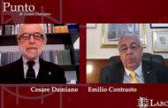 IL PUNTO - CESARE DAMIANO INTERVISTA EMILIO CONTRASTO