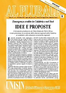 Al Plurale n.8/2014
