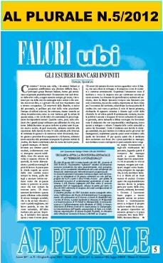 Al Plurale n.5/2012