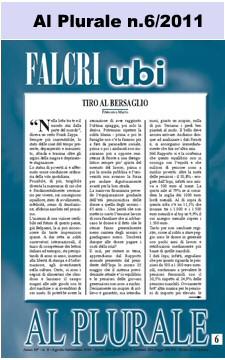 Al Plurale n.6/2011