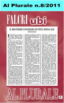 Al Plurale n.8/2011