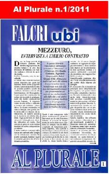 Al Plurale n.1/2011