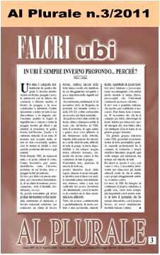 Al Plurale n.3/2011